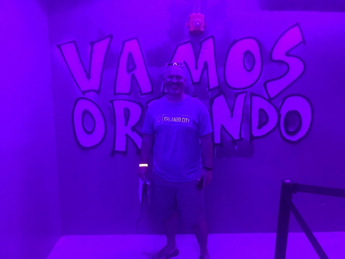 It. Is. Time!!! GAMEWEEEEEEEEEEKKK!!!!! #VamosOrlando @OrlandoCitySC #OrlandoCity