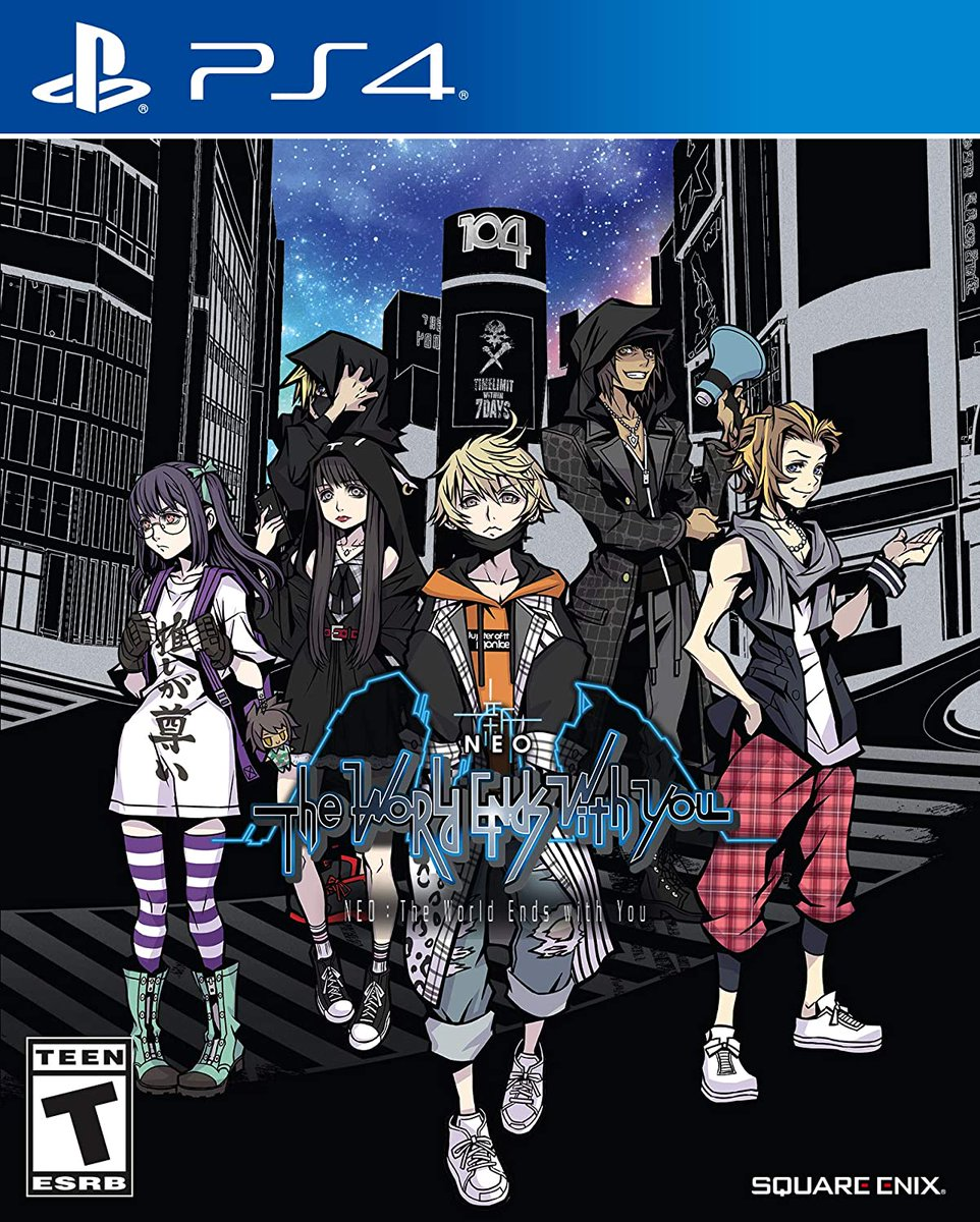 Neo: The World Ends with You (PS4) is up for preorder on Amazon ($59.99) https://t.co/FX5hZQirQM https://t.co/j6nlFFzROS
