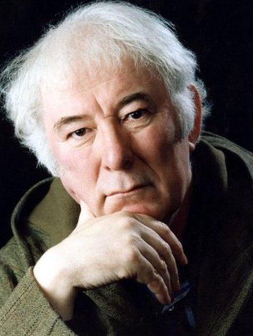 Happy Birthday to Irish poet and 1995 Nobel Prize in Literature winner Seamus Heaney. 1939-2013