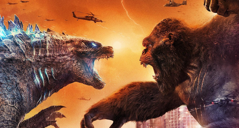 'Godzilla vs. Kong' Dominates Box Office, but Sees a Big Drop Even Without Competition | Indie Wire   #godzillavskong #godzilla #kingkong #boxoffice #theaters #movie #movienews