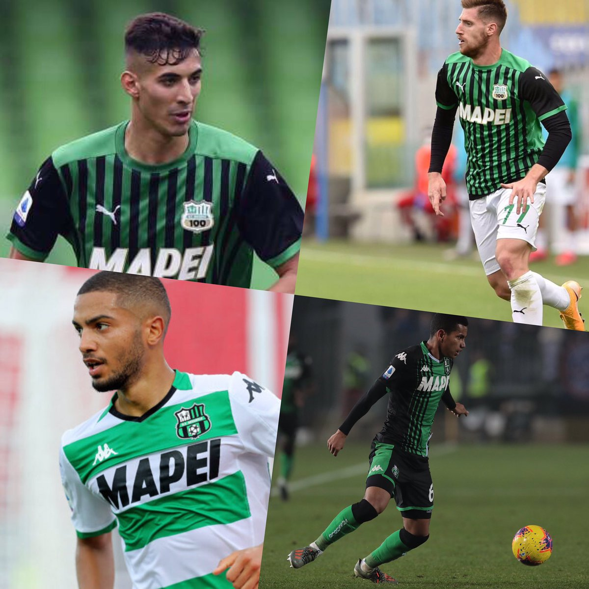#BeneventoSassuolo