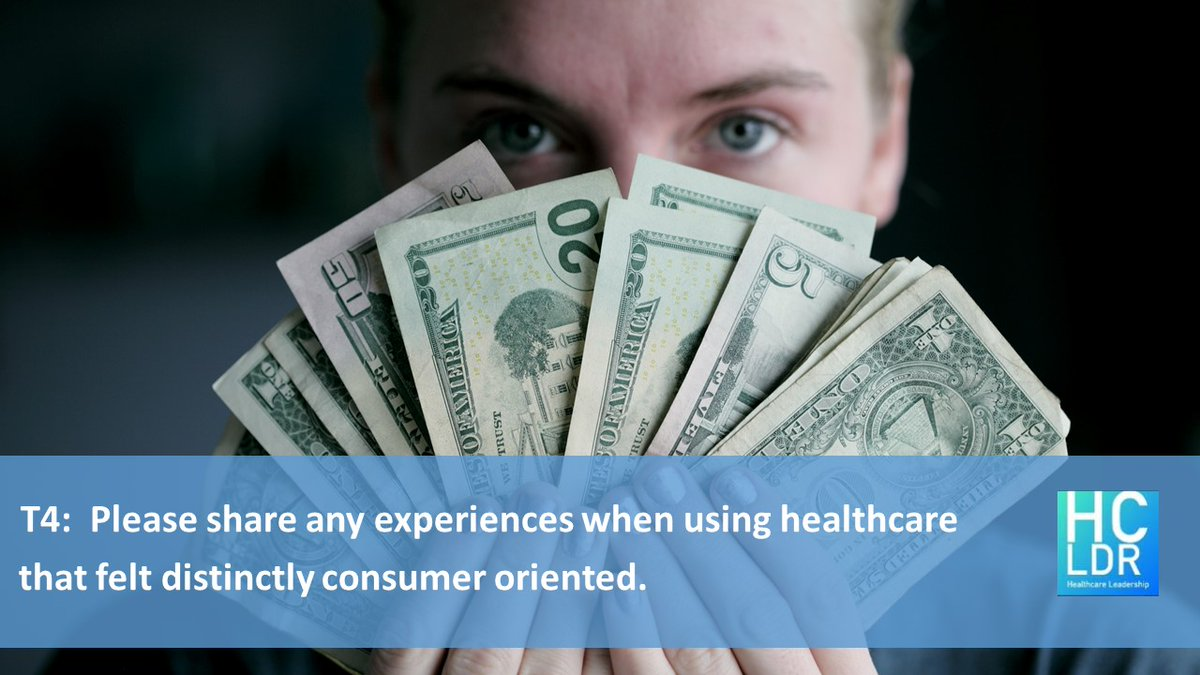 T4. We're getting better at this. Key is to understand the needs of our patients, our consumers and communities... and strive to exceed expectations.   https://t.co/wVvjVyPzQS  #hcldr #consumerism