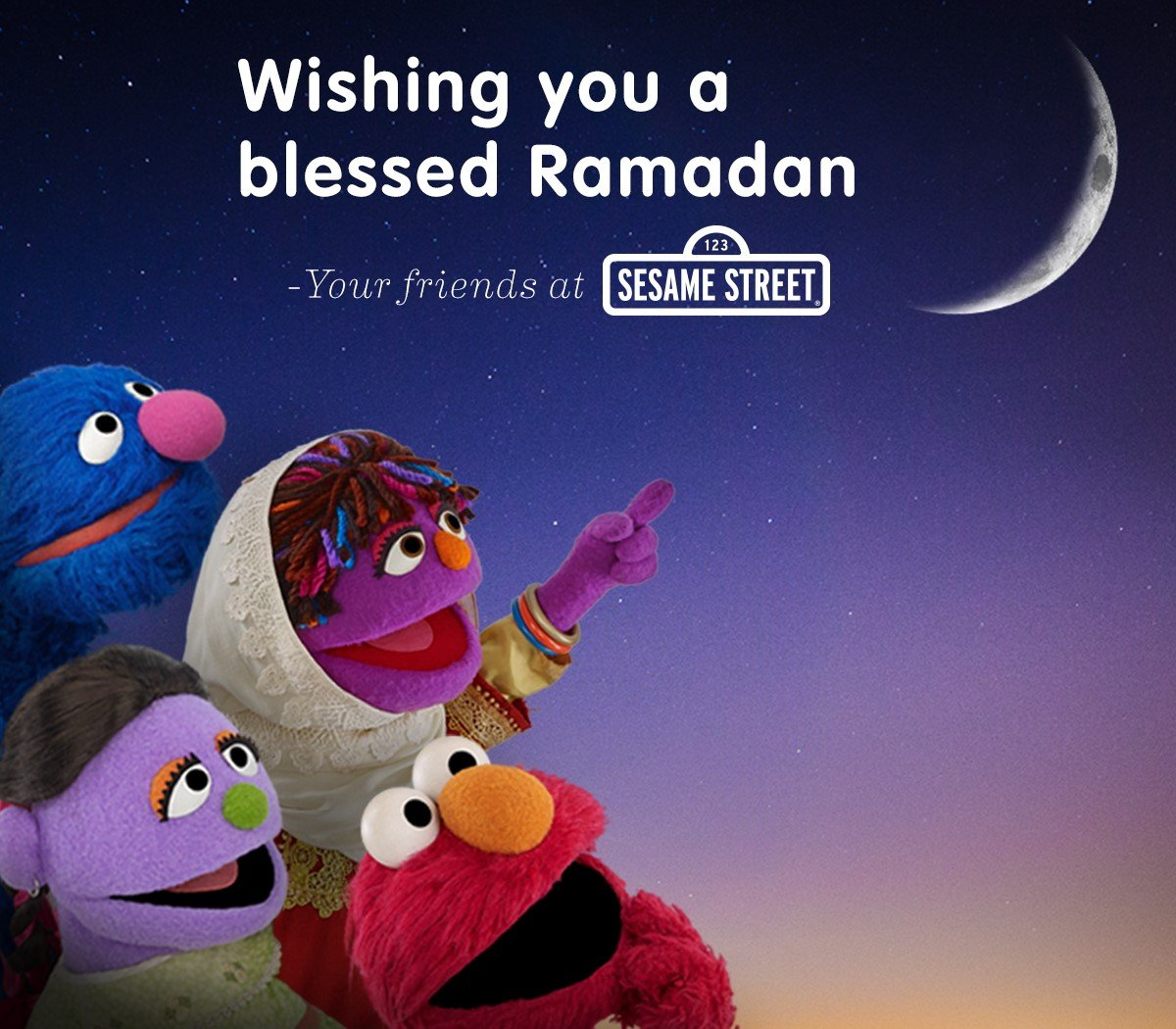 Wishing all our friends a blessed and healthy Ramadan! https://t.co/S9zHKo5RHE