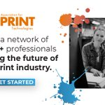 Image for the Tweet beginning: Succeed in the ever-changing #PRINT