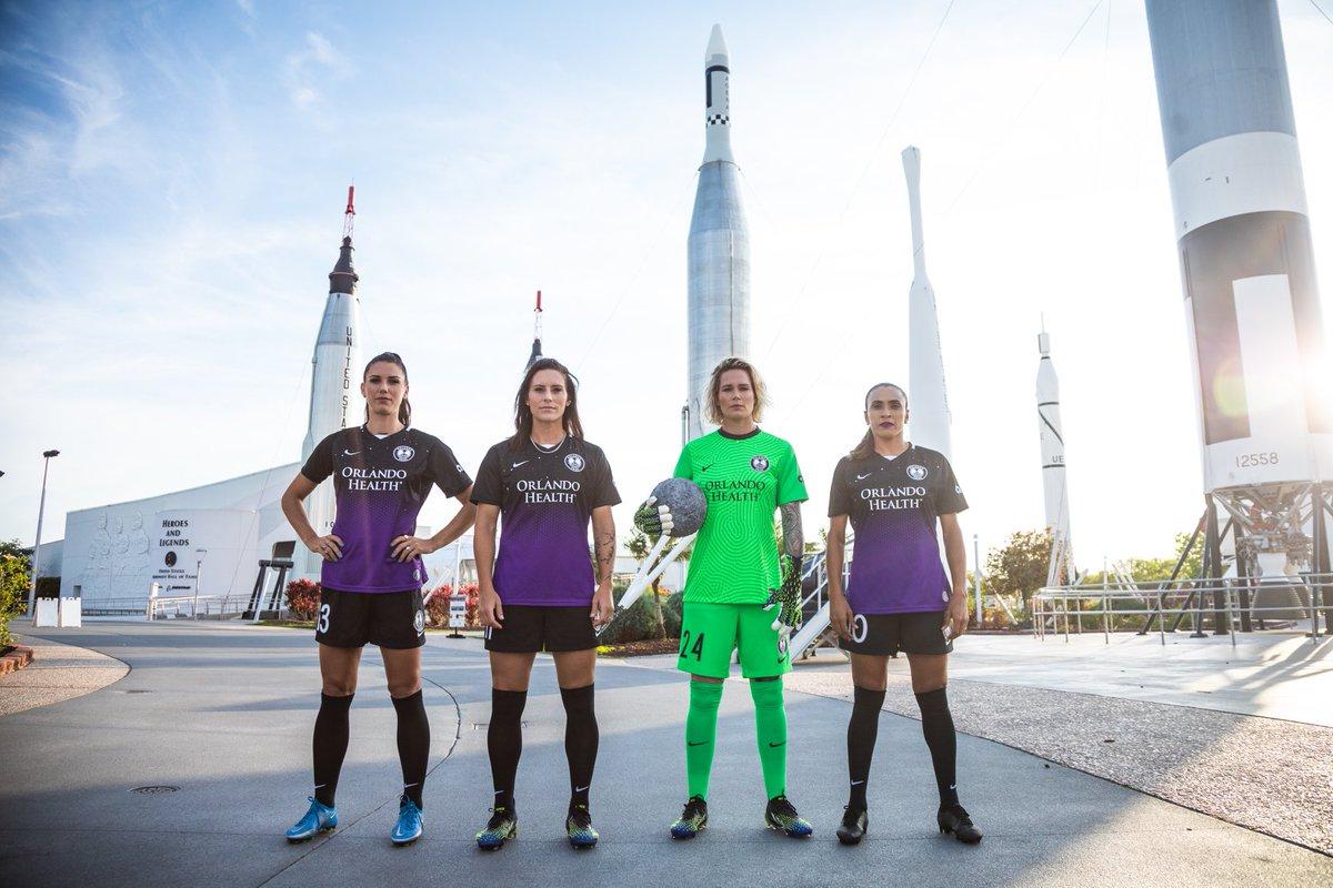 Orlando Pride 2021/22 Nike Ad Astra Home Jersey  #NWSL #Nike #NikeFootball #Soccer #Futbol #Orlando #OrlandoPride #AdAstra21 #ORLPride #VamosOrlando #AdAstra