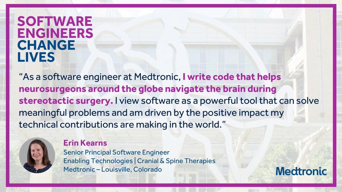 Medtronic jobs - software engineers