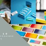 Image for the Tweet beginning: 📦 Top 10 des packagings