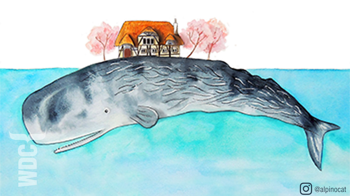 #Whales are our allies to combat #climatechange. When we protect whales, we protect ourselves. We must finally begin to better understand the #connection between marine & terrestrial #ecosystems - and act accordingly.    #greenwhale @sgero @Brian_Skerry @IPBES @EU_ENV @1outof1000 https://t.co/QNSoUMHFlN