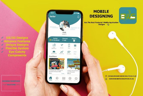 BWS is providing MOBILE APP DEVELOPMENT & DESIGNING. DM now to get your web app or mobile app built in incredibly low costs. #appdevelopment #iOS #Android #bws #outsource #bwsoutsource #ukbusiness