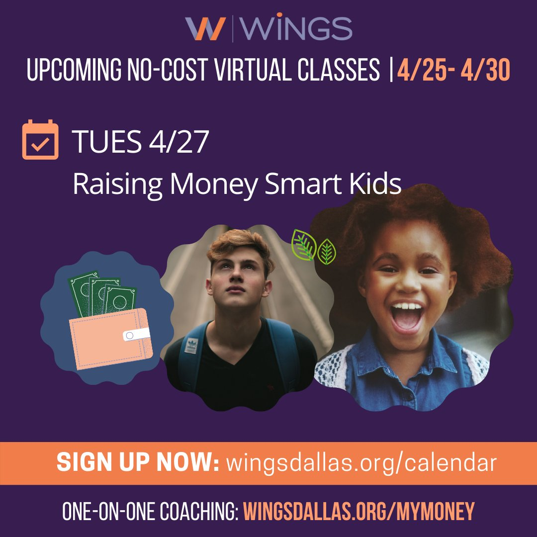 test Twitter Media - Join us this week for a great virtual session on how to raise money-smart kids! It's never too late to start instilling positive financial values and habits in children. Register at https://t.co/VaAFMOs4HS to sign up! https://t.co/8lTmXz7m00