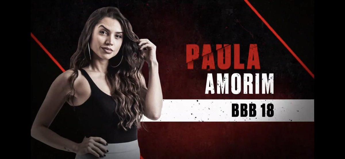 Ela chegou! 🥾 #NoLimite #TeamPaula https://t.co/tdelY33Lg1