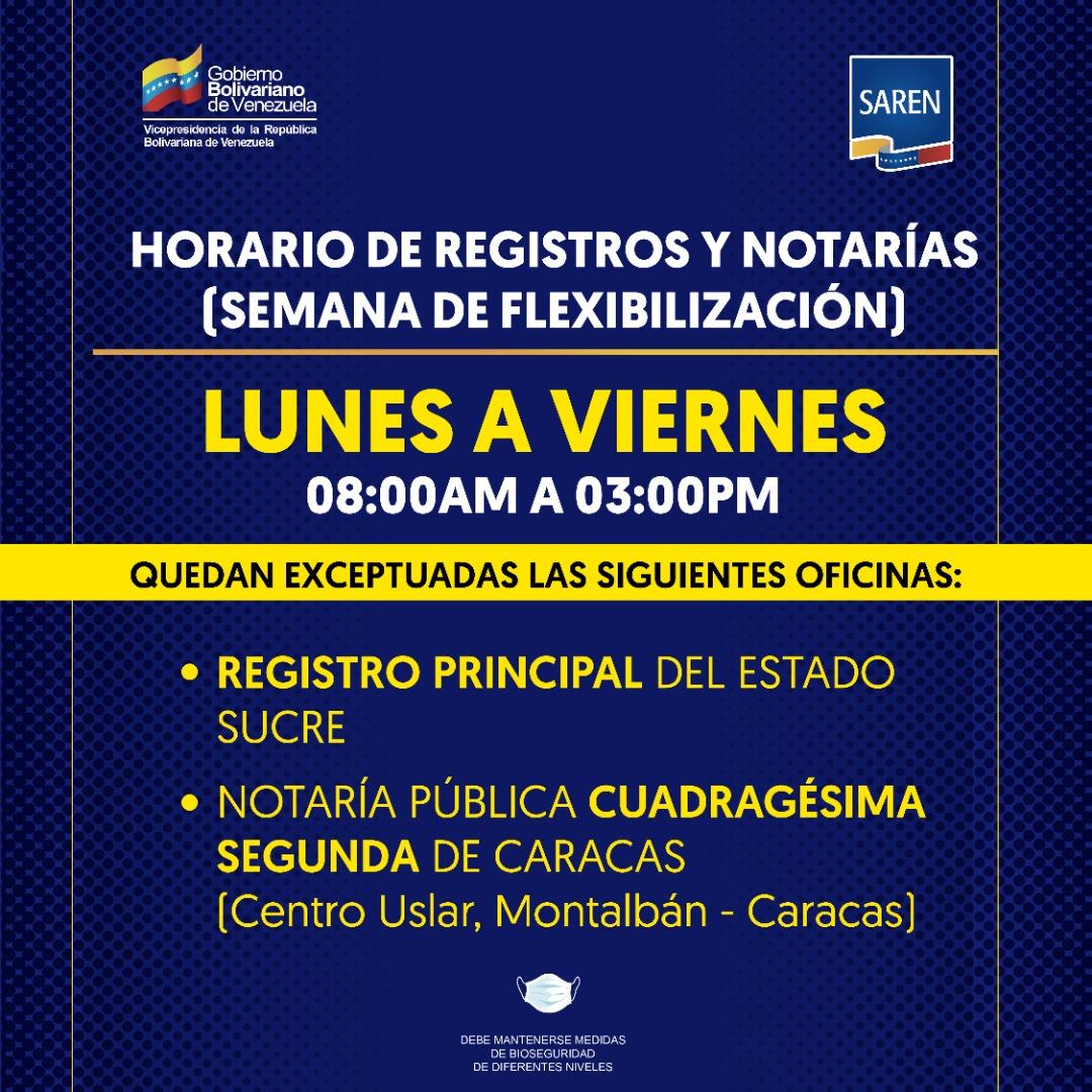 Registros y Notarías (@SarenVzla) | Twitter