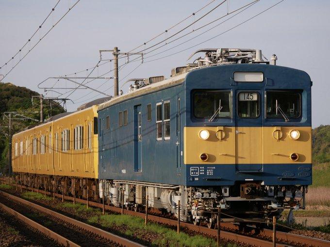 【廃車回送】岡山電車区クモヤ145-1124が幡生に回送される