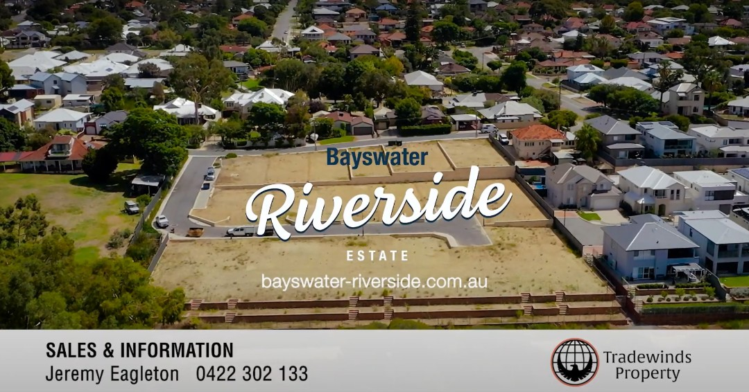 Bayswater Riverside Esate - 11 sold only 7 left, don't miss out!  https://t.co/s0GTu6IUdi . . #landforsale #bayswater #realestate #buildyourdreamhome #riverlifestyle https://t.co/JZXa2zRH7T