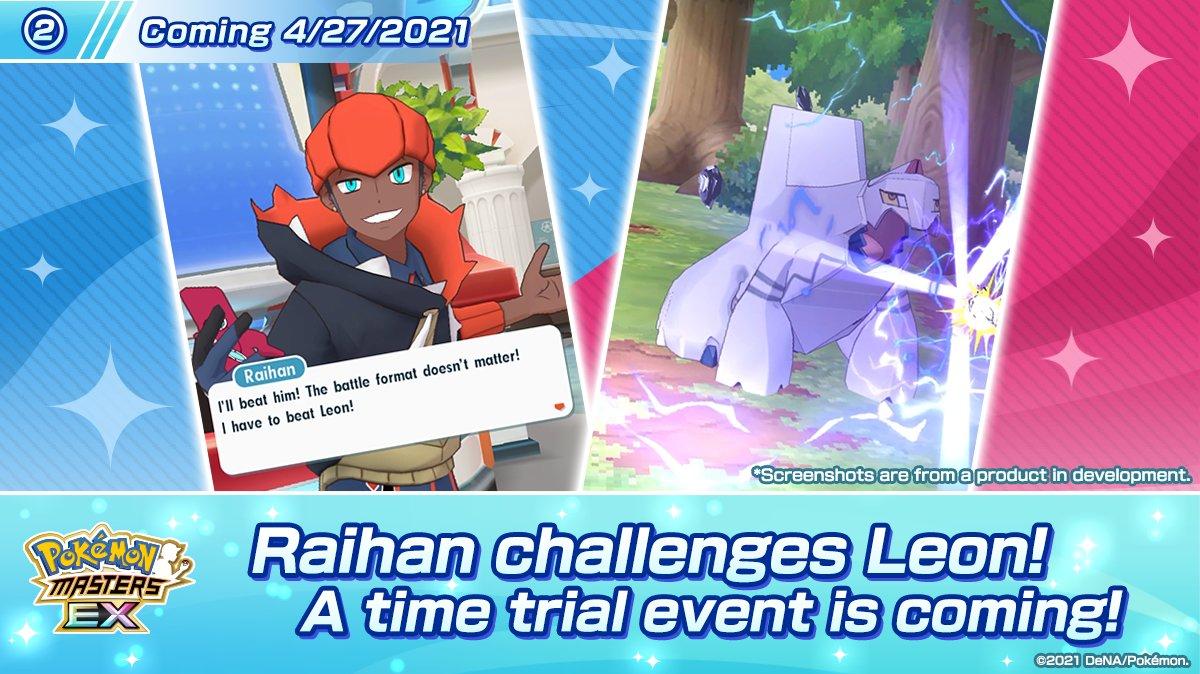 Roy Duraludon Raihan Pokémon Masters