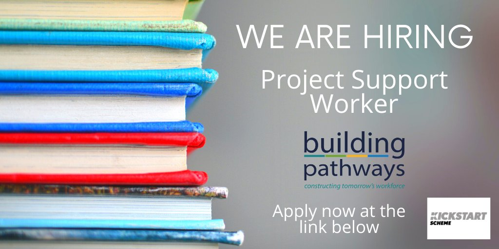 Are you 18-24, unemployed and looking for an exciting new role? We are looking for a Project Support Worker! Minimum 6 months. Deadline 30th April, 12pm. Find out more and apply now https://t.co/igtiwKDG8h #hiring #kickstart #projects #employment #support  @JCPinSthLondon