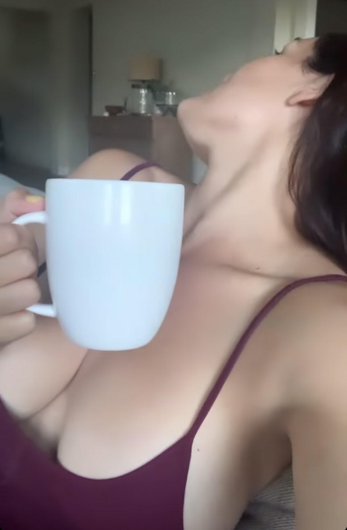 WWE Star Nikki Bella Shares Intimate Videos With Fiancée Artem 2