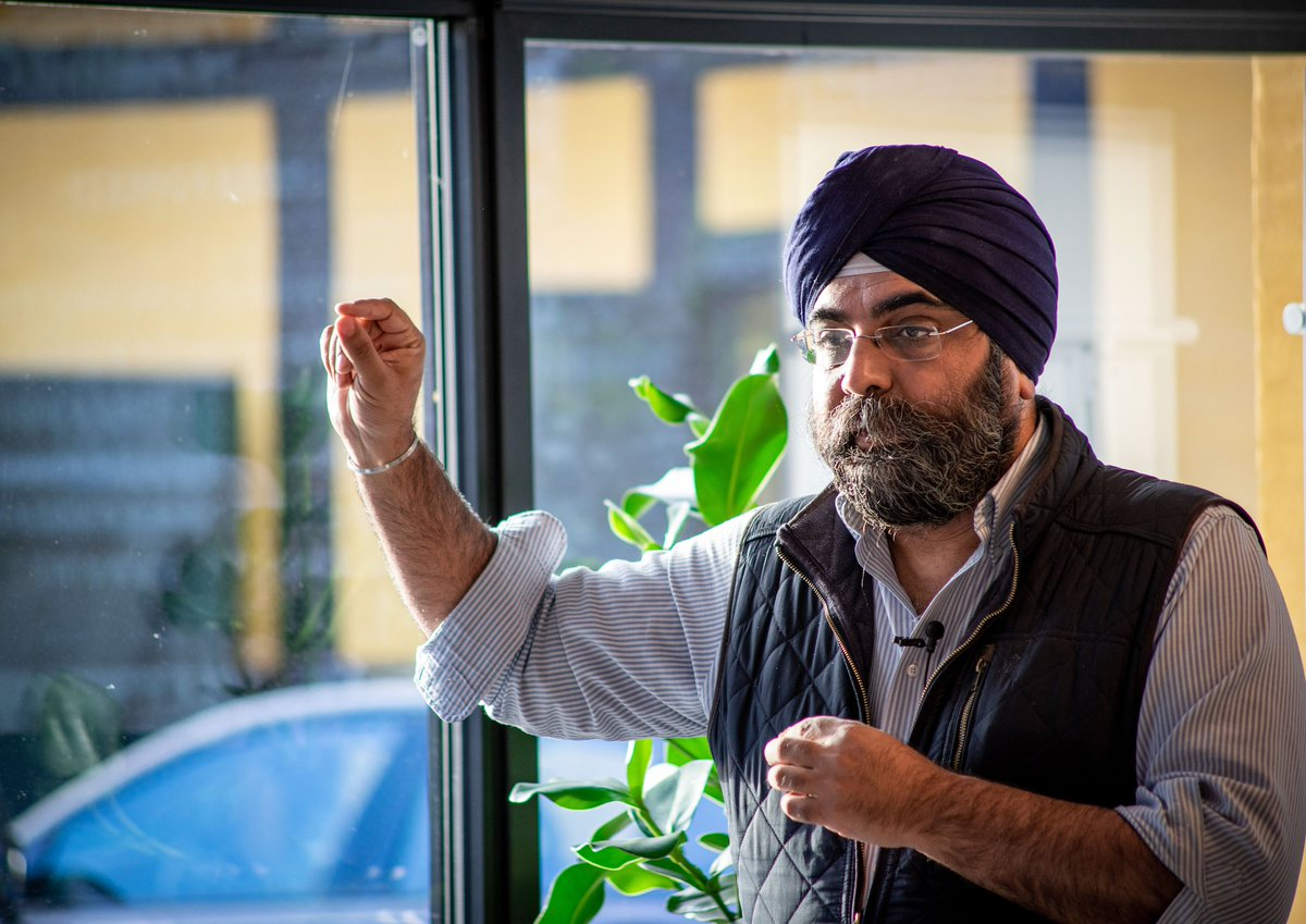 Warm welcome to our new board member @indy_johar  founding director of @00ecosystem & @DarkMatter_labs - thought leader in system change, the future of urban infrastructure finance, outcome-based investment & future of governance.  #citiesforpeople #dkgreen #sustainablecities