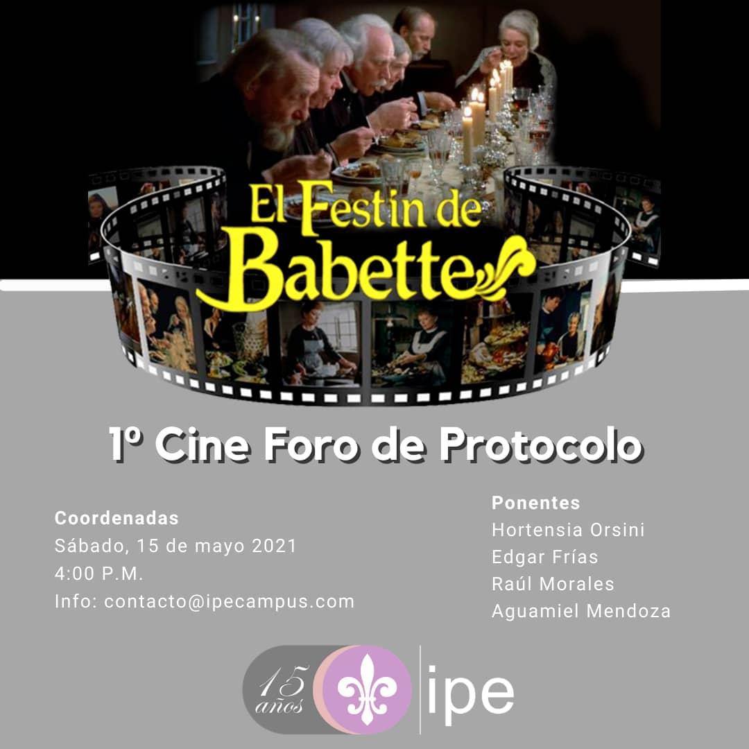 Protocolo y Etiqueta (@ProtocoloIPE) | Twitter