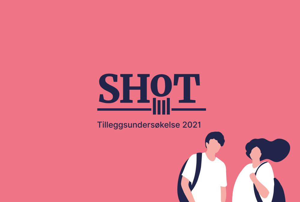 Tilleggsundersøkelsen til SHoT er ute. Rapporten viser at annenhver student sliter psykisk. #studenthelse #shot2021 https://t.co/Wjsy76RL2o https://t.co/gvdg8U9OZl