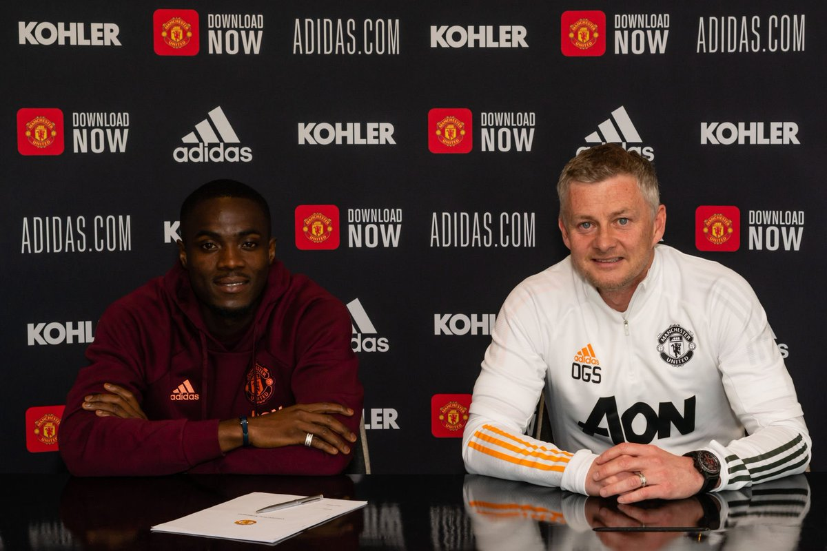 Eric Bailly has signed a new #mufc contract 👏 https://t.co/AXxBM1QZGX