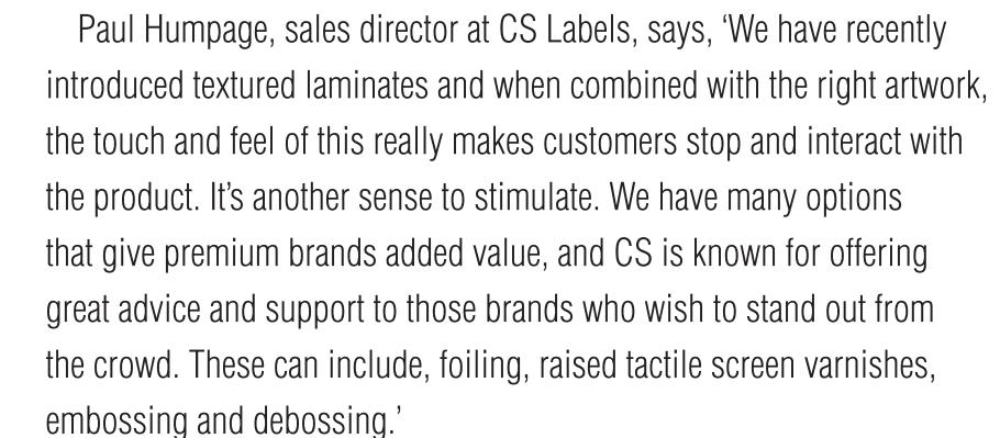CS Labels Home