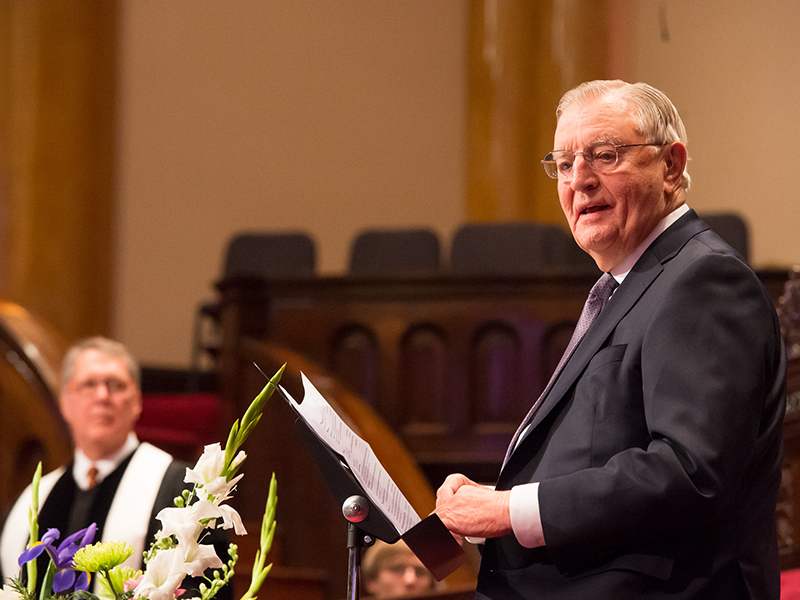 Stated Clerk remembers Walter Mondale Former vice president served his country and his church #PCUSA #WalterMondale