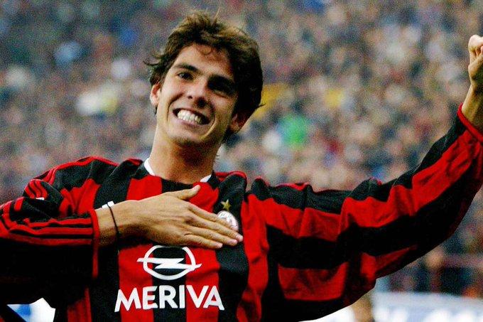 Happy Birthday to The Prince of Milano, Ricardo Kakà