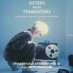 Image for the Tweet beginning: Sisters with Transistors, the untold