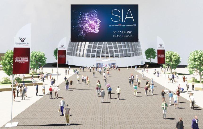 Les 16 et 17 juin prochains Push4m sera sur le @event_sia 2021 le salon de l'#intelligenceartificielle pour présenter les grandes avancées de son muscle #biomimétique au service des intégrateurs en #robotique et des #industriels 4.0 > https://t.co/W81wxa6X1Y
