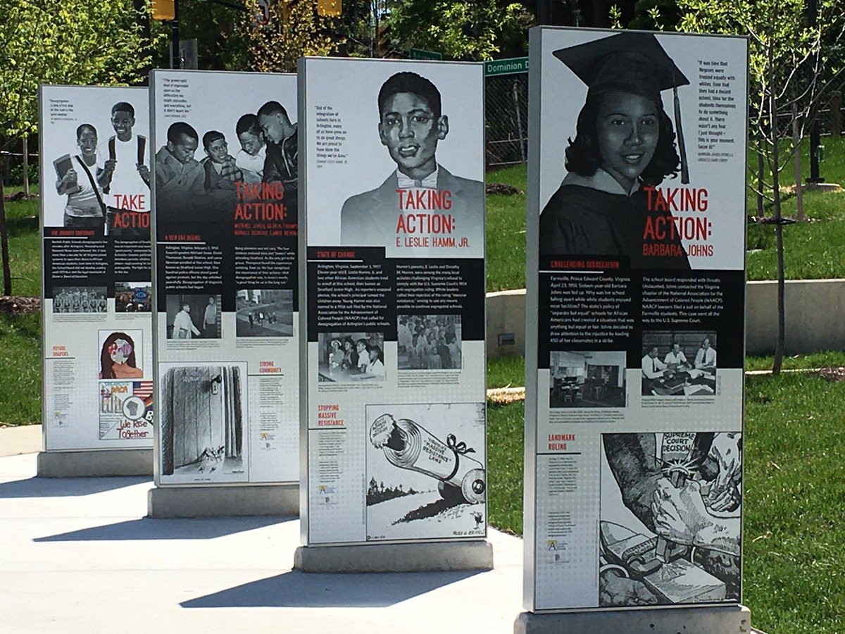 Thrilled and awed that our commemorative panels have arrived and been installed!  <a target='_blank' href='http://twitter.com/DHMiddleAPS'>@DHMiddleAPS</a> Come see, learn, and Take Action!  <a target='_blank' href='http://search.twitter.com/search?q=dhmsstrong'><a target='_blank' href='https://twitter.com/hashtag/dhmsstrong?src=hash'>#dhmsstrong</a></a> <a target='_blank' href='https://t.co/6l46fY1XrP'>https://t.co/6l46fY1XrP</a>