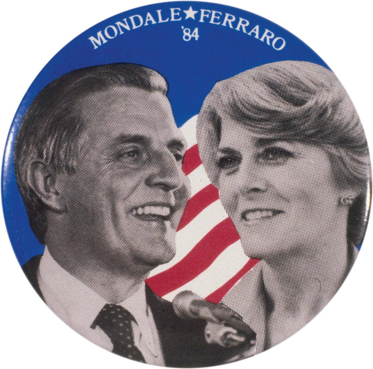 #WalterMondale transformed and redefined the Vice Presidency into the power structure that it is today. He also redefined the role by paving the way for @VP to make history by selecting #GeraldineFerraro as his #RunningMate This will ultimately be his legacy #RIPWalterMondale