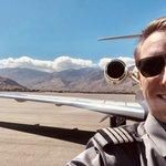 Image for the Tweet beginning: Much like #TheMostInterestingManInTheWorld, Flexjet Pilots