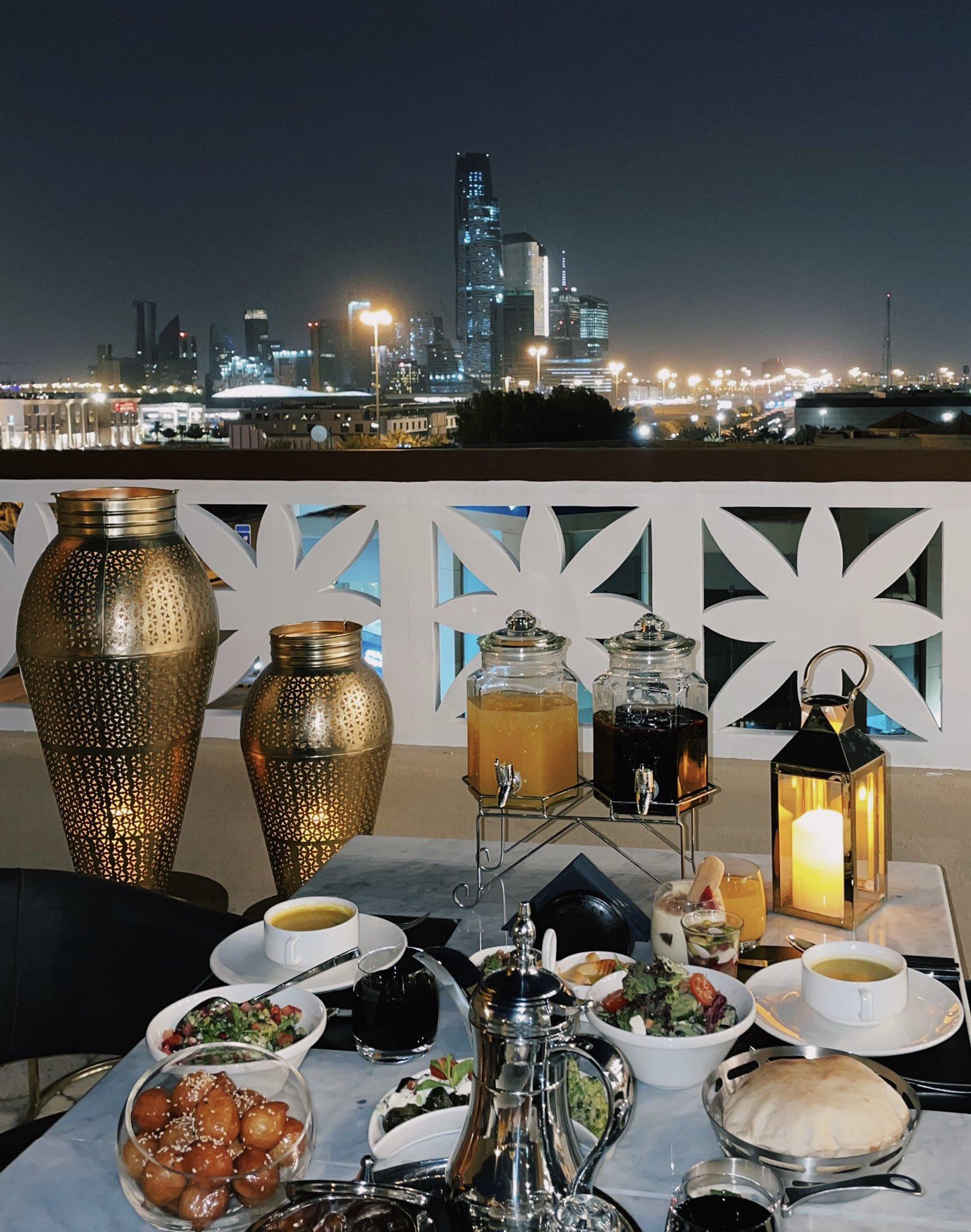 افضل 10 مطاعم فطور رمضان في الرياض