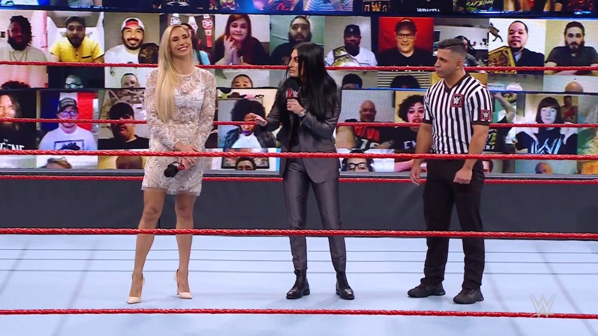 Charlotte Flair Suspension Lifted by Sonya Deville