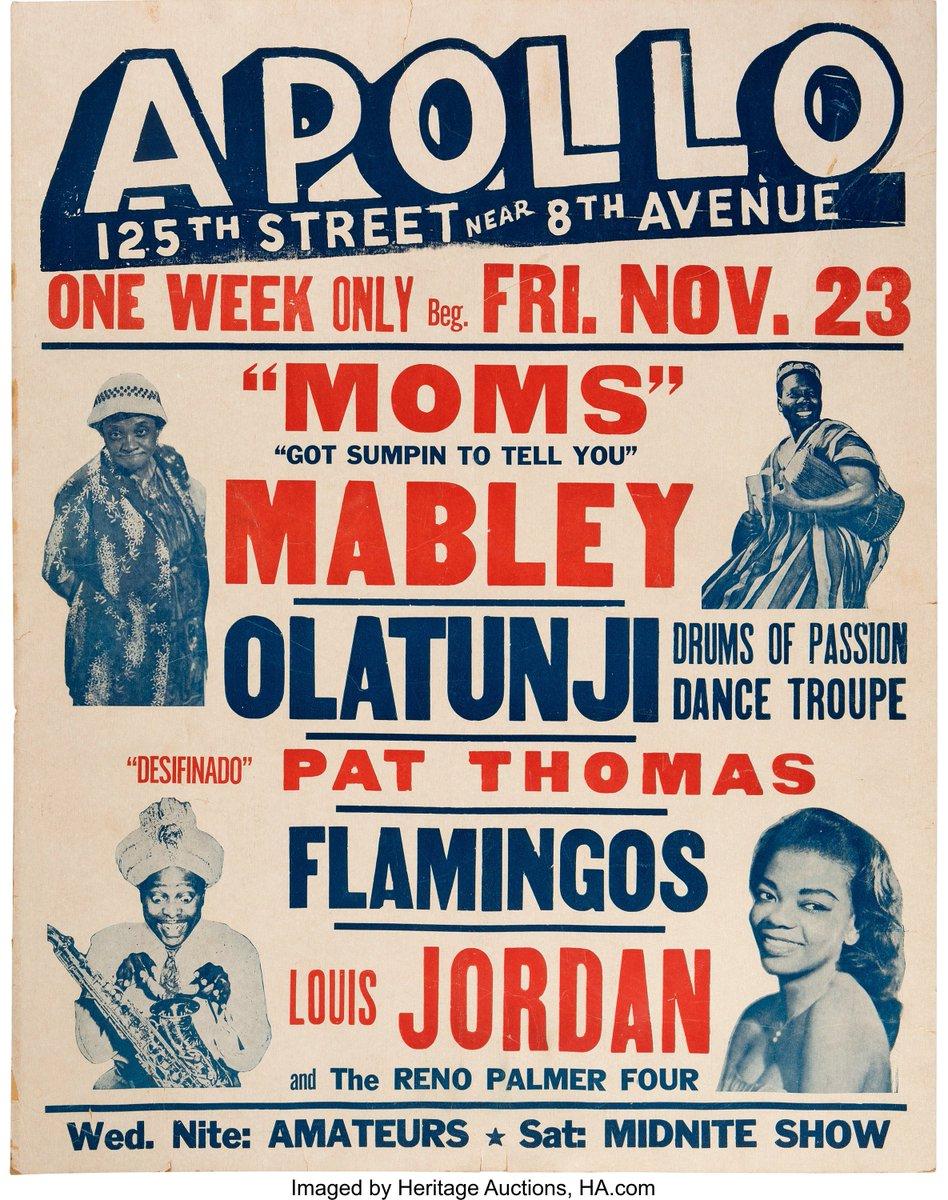 Apollo Poster (1968)  #popculture https://t.co/4OkKh3VQBe