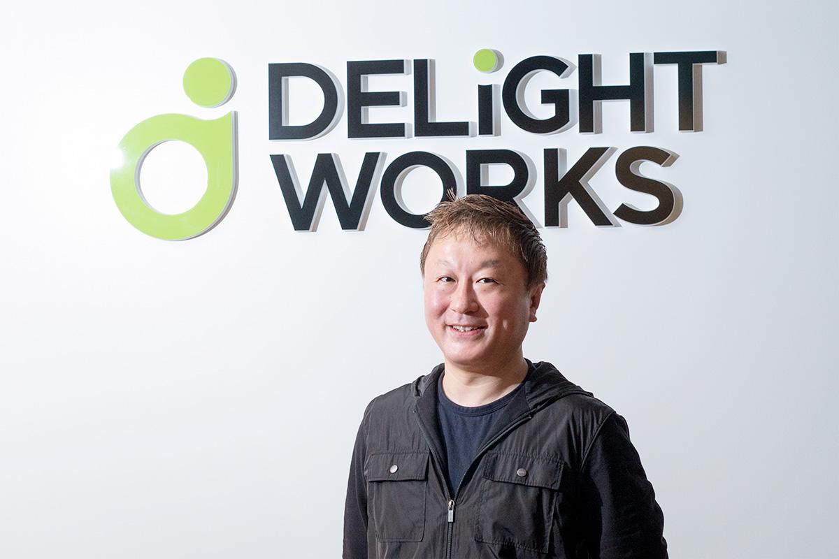 カプコンを退社した小野義徳さんがディライトワークスの代表取締役社長に!