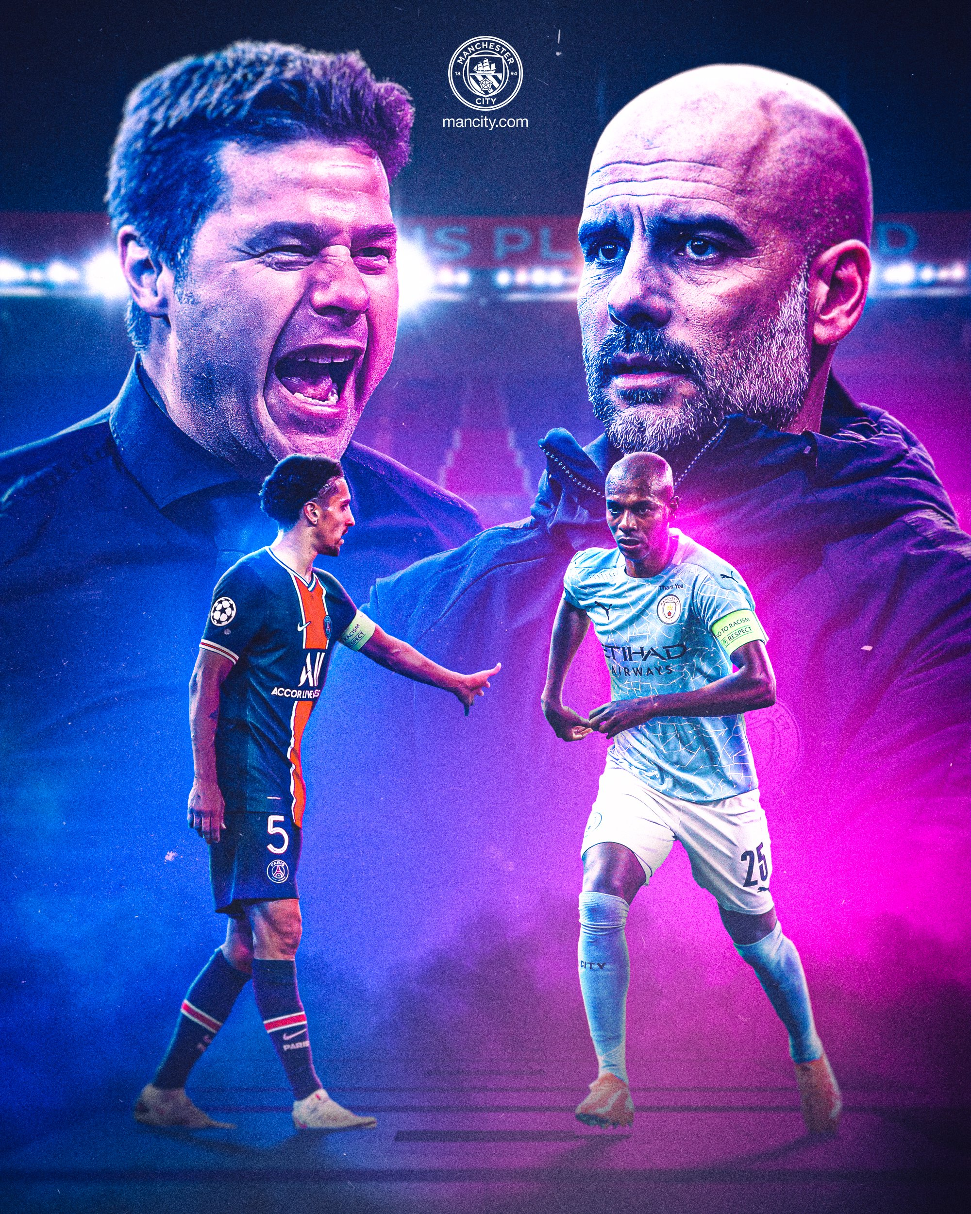 Paris Saint Germain vs Manchester City: Prediction, Lineups, Team News, Betting Tips & Match Previews