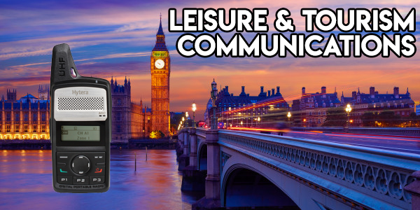 Keep your visitors safe during peak times! The first couple of things that comes to mind when considering two-way radios for a tourist attraction, is the large coverage area and #socialdistancing for when you reopen. Get in touch for more information > https://t.co/sATUZXDuIN