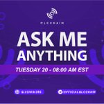 Image for the Tweet beginning: 💫AMA with #QLC Chief Architect