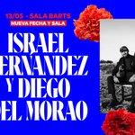 Image for the Tweet beginning: El concierto Israel Fernández y