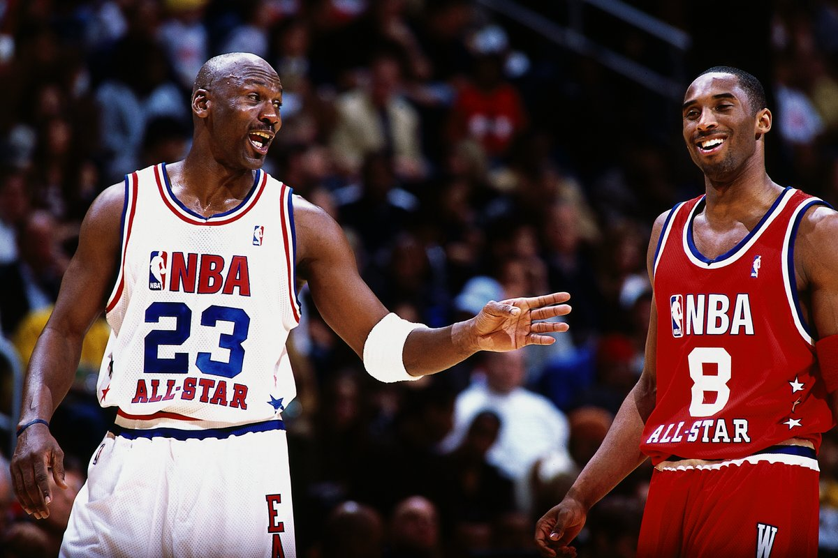 Michael Jordan will present Kobe Bryant in the 2020 Basketball Hall of Fame induction ceremony May 15 https://t.co/Y7u3oOdcxB