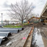 Image for the Tweet beginning: The East Side Coastal Resiliency
