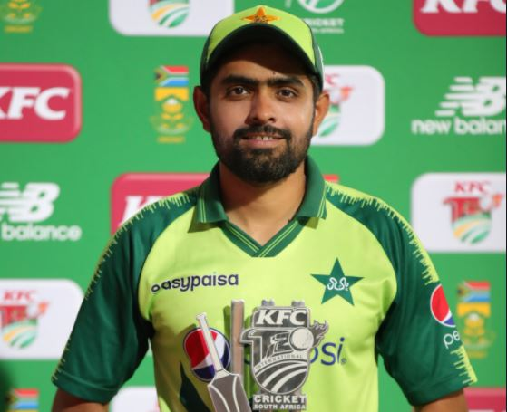 """I always play according to my strengths and plan my innings based on what the side needs; So if the require run rate average is around 10 then you have to take some risks"""" : Babar Azam"""