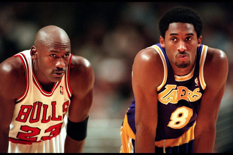 @TheHoopCentral's photo on Michael Jordan