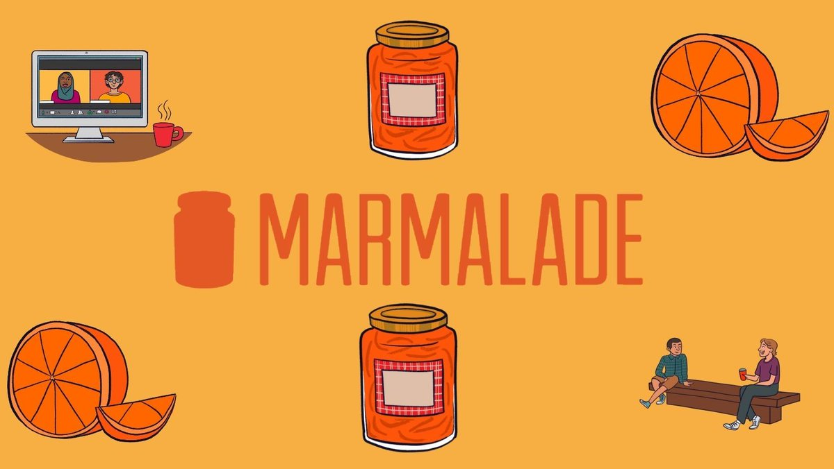 We're enjoying our @marmalade_io conversations this week and would love to hear about yours! #Oxford