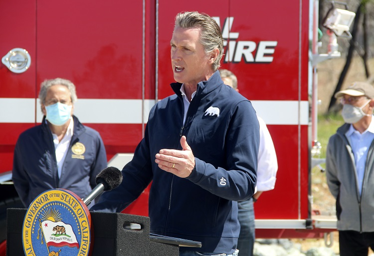 California Targets Urgent Projects as Wildfire Season Nears,  https://t.co/VK1XdUdgVb https://t.co/ij3HMp0yG1