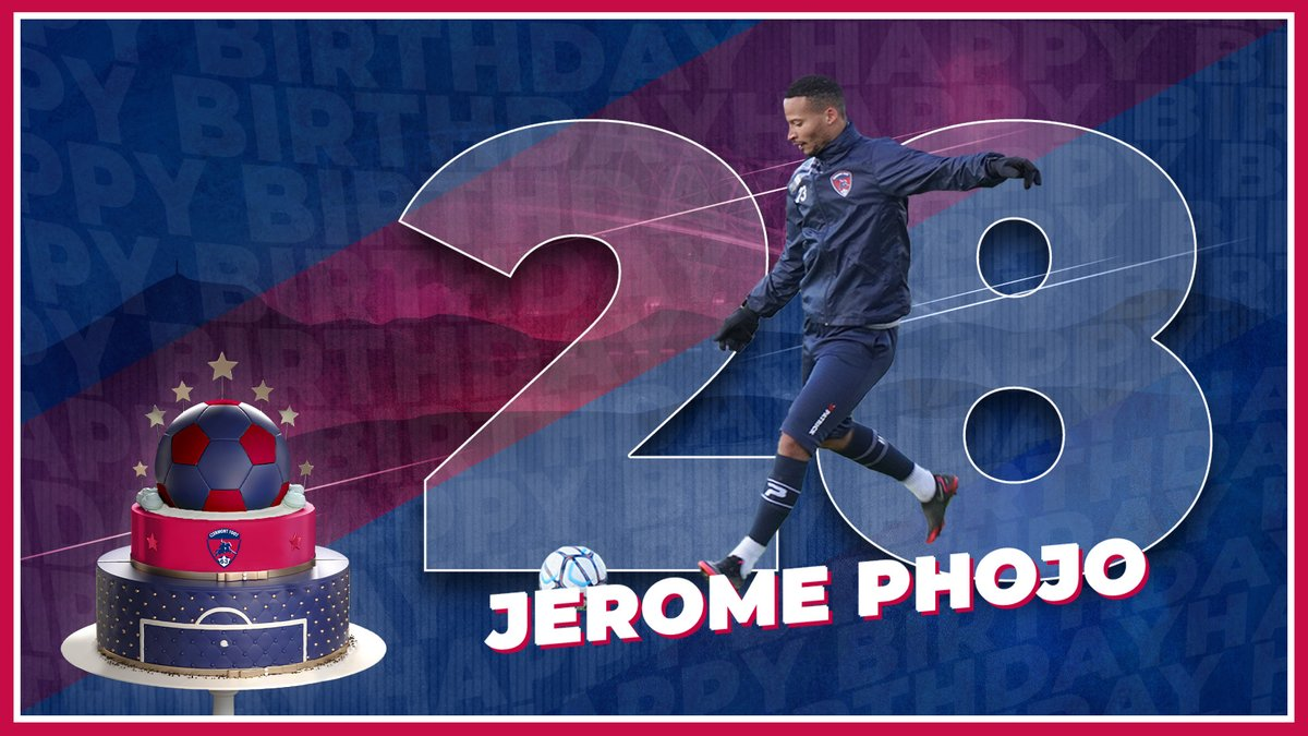 @ClermontFoot's photo on Jerome