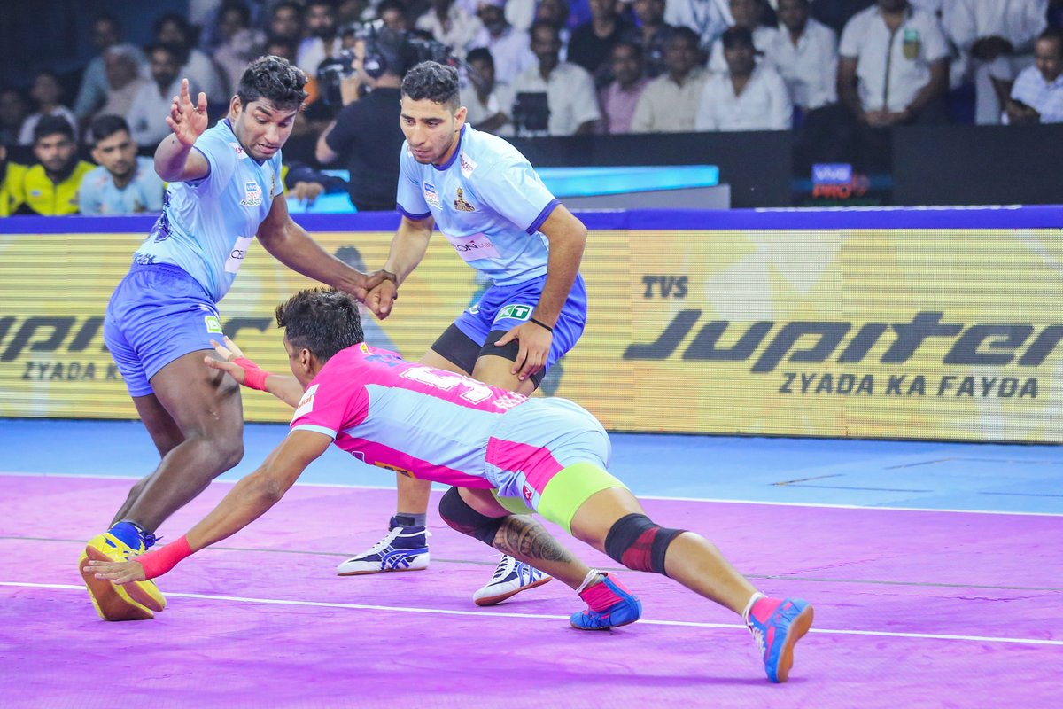 Success isn't owned, it's leased. And rent is due everyday!  #PantherSquad #JaiHanuman #TopCats #JaipurPinkPanthers #JPP #Jaipur #vivoprokabaddi