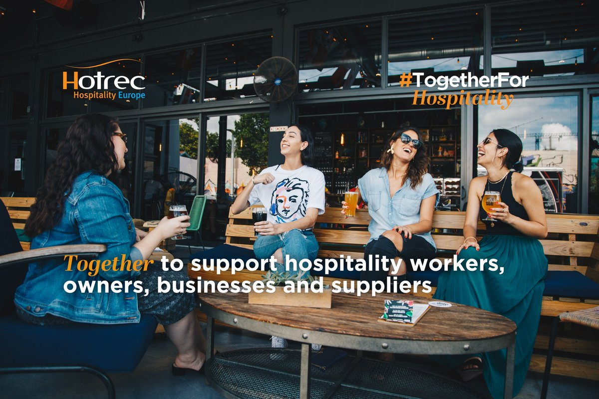 RT @HOTREC_EUROPE: The hospitality value chain needs an agile EU roadmap to recover. To rebuild our sector, we sent a letter to the EU inst…